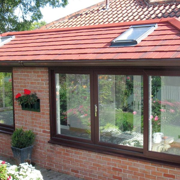 Eco Solid Tile Roof