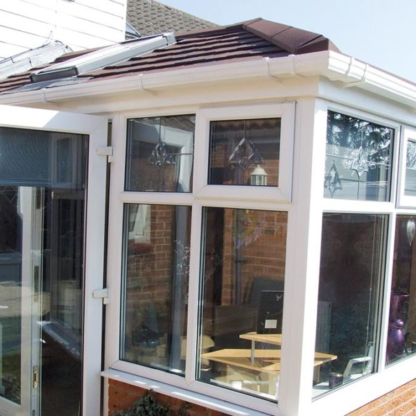 Conservatory Solid Tile Roof