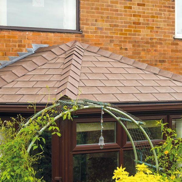 Slate Solid Tile Roof