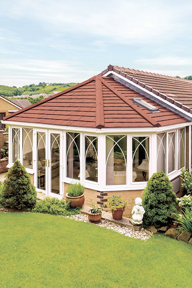 Evaroof Eco Solid Tile Roof