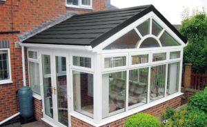 Evaroof Gable End Solid Tile Roofs