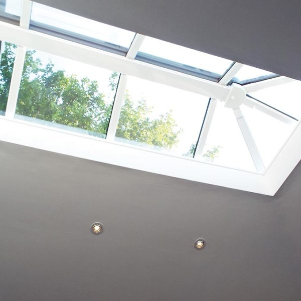 Orangery Solid Tile Roof Lantern Roof