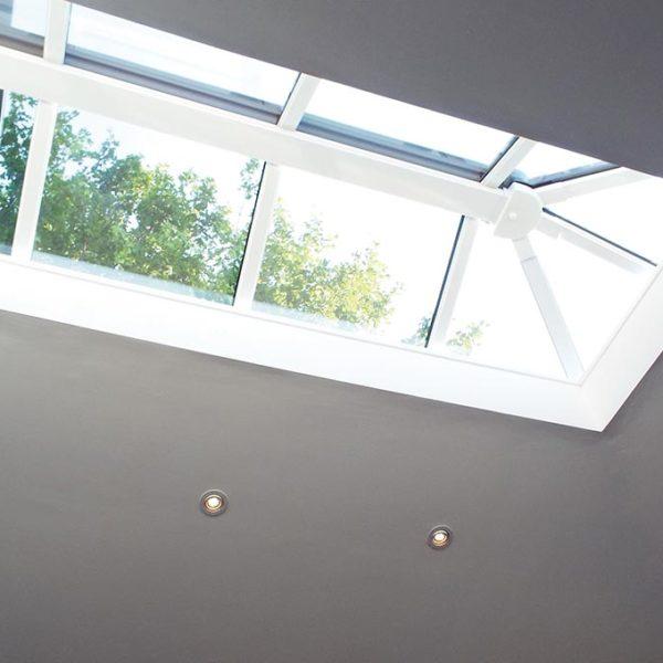 Orangery Solid Tile Roof Lantern Roof