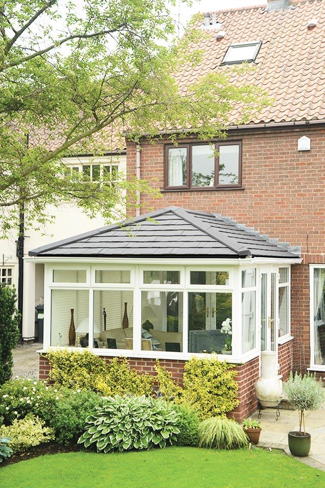 Evaroof Premium Solid Tile Roof