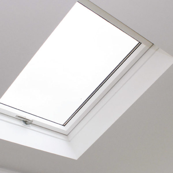 Tiled Conservatory Roof Window Interior White