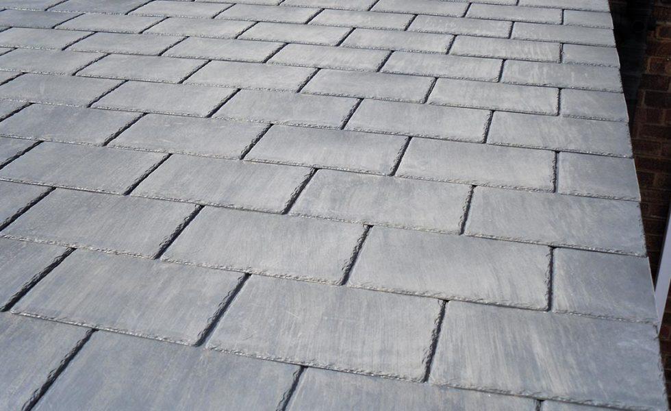 Evaroof Slate Tile Conservatory roof