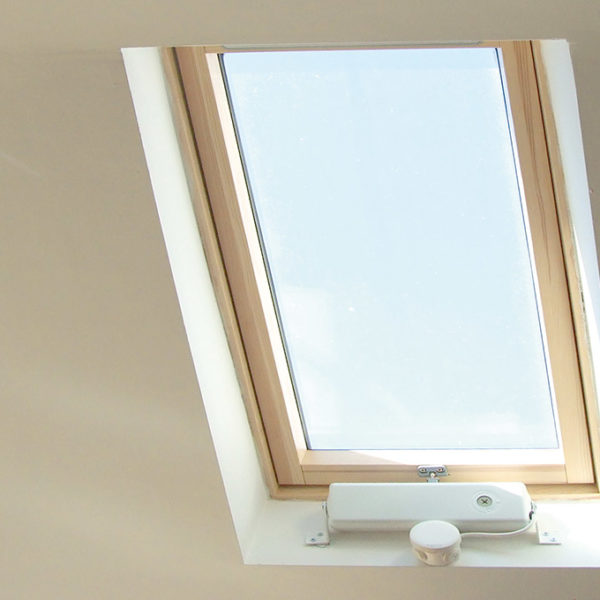 Tiled Conservatory Roof Window Interior