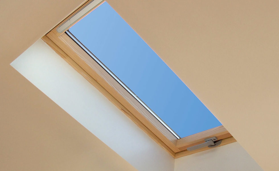 Tiled Conservatory Roof Light