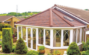 Solid Tile Roof Wales