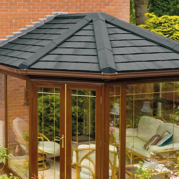 Premium Victorian Conservatory Tile Roof