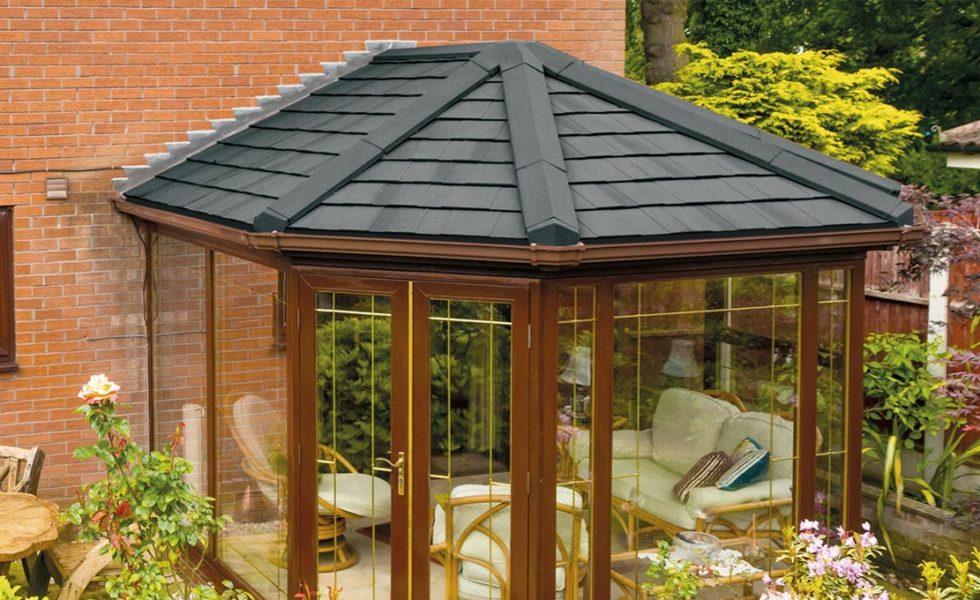 Premium Victorian Conservatory Tile Roof