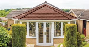 Solid Tile Conservatory Roof